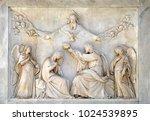 rome  italy   september 02 ... | Shutterstock . vector #1024539895