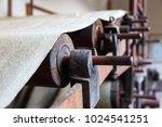 fabriano  marche  italy  ... | Shutterstock . vector #1024541251