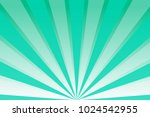 green sky with rays. abstract... | Shutterstock .eps vector #1024542955