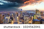 new york city | Shutterstock . vector #1024562041