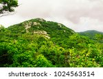 The Mountains Of Putuo Island...