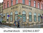 sarajevo  bosnia and...   Shutterstock . vector #1024611307