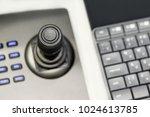 cctv control panel.... | Shutterstock . vector #1024613785