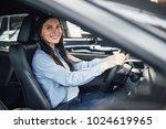 auto business  car sale ... | Shutterstock . vector #1024619965