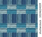 seamless geometric pattern.... | Shutterstock .eps vector #1024624039