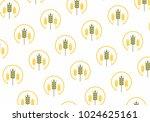wheat logo background | Shutterstock .eps vector #1024625161