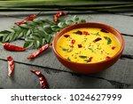 tamil cuisine  spiced...   Shutterstock . vector #1024627999