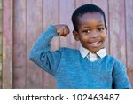 confidence that can only grow... | Shutterstock . vector #102463487