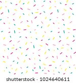 Candy Color Pattern. Eps Vector ...