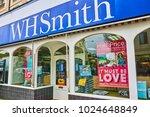 brighton  east sussex ...   Shutterstock . vector #1024648849