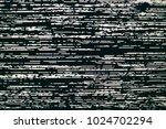 analog static screen background | Shutterstock . vector #1024702294