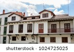 traditional medieval...   Shutterstock . vector #1024725025