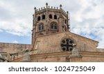 church in the orense region ...   Shutterstock . vector #1024725049