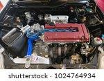 Customize Gasoline Engine Car....