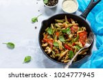 vitamin lunch with chicken ...   Shutterstock . vector #1024777945