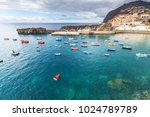 landscapes of the madeira island | Shutterstock . vector #1024789789