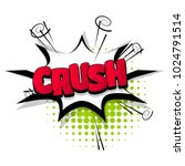 crush hand drawn pictures... | Shutterstock .eps vector #1024791514