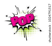 pop cultue hand drawn pictures... | Shutterstock .eps vector #1024791517