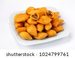 traditional brazilian snack  | Shutterstock . vector #1024799761