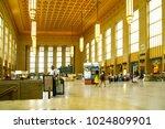 philadelphia pa usa  08 21 2009 ... | Shutterstock . vector #1024809901