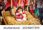 quito  ecuador   january 11 ...   Shutterstock . vector #1024847395