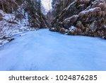 landscape with valea lui stan... | Shutterstock . vector #1024876285
