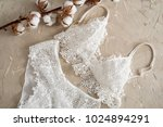 cotton striped panties and... | Shutterstock . vector #1024894291