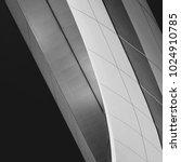 metal arch interior | Shutterstock . vector #1024910785