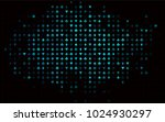 dark blue vector background... | Shutterstock .eps vector #1024930297