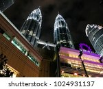 kuala lumpur  malaysia   circa... | Shutterstock . vector #1024931137