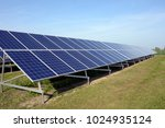 solar panel installation   Shutterstock . vector #1024935124