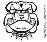 angry,angry bulldog,animal,artwork,bad,big,black and white,breed,british,bull,bull dog,bull dogs,bulldog,canine,cartoon