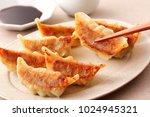 grilled dumplings image   Shutterstock . vector #1024945321