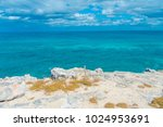 beautiful outdoor view on the... | Shutterstock . vector #1024953691