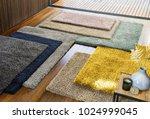 living room with floor | Shutterstock . vector #1024999045