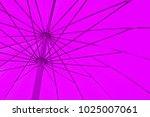 umbrella background   texture | Shutterstock . vector #1025007061