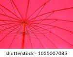 umbrella background   texture | Shutterstock . vector #1025007085