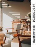 living in room   chair table...   Shutterstock . vector #1025010859
