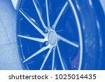alloy wheels.selective focus. | Shutterstock . vector #1025014435