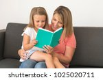young beautiful and happy women ... | Shutterstock . vector #1025020711
