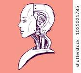 ai. artificial intelligence ...   Shutterstock .eps vector #1025021785