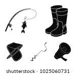 fishing  fish  catch  fishing...   Shutterstock .eps vector #1025060731