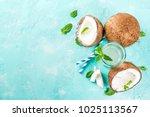 healthy food concept.  fresh... | Shutterstock . vector #1025113567