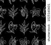 set of berries vector...   Shutterstock .eps vector #1025160601