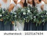 wedding ceremony flower | Shutterstock . vector #1025167654