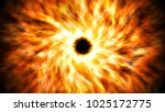 illustration supernova in space | Shutterstock . vector #1025172775