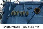 russia  st. petersburg   june...   Shutterstock . vector #1025181745