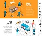 stray animals pest control... | Shutterstock .eps vector #1025201644