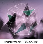 abstract background for design | Shutterstock .eps vector #102522401