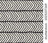 simple ink geometric pattern.... | Shutterstock .eps vector #1025237269